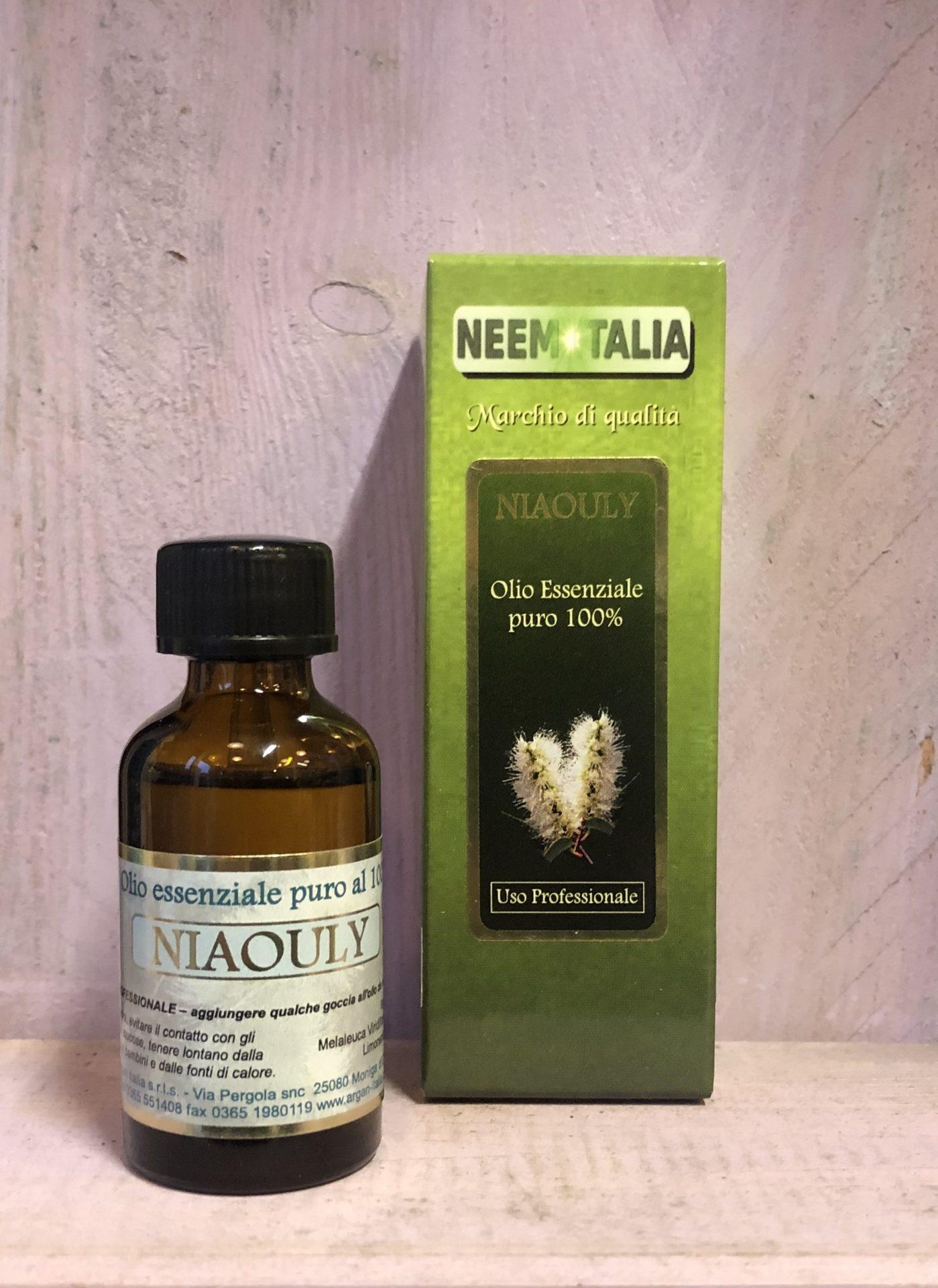 olio essenziale niaouly